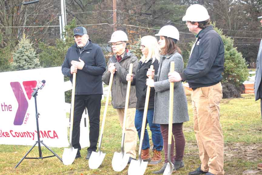 Ymca Breaks Ground For 2019 Dream House In Willoughby Hills