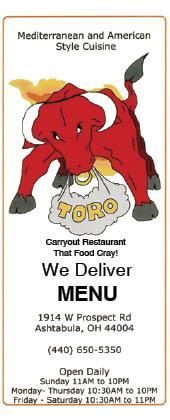 Toro Restaurant